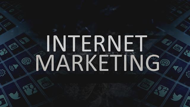 internet marketing, obrázky