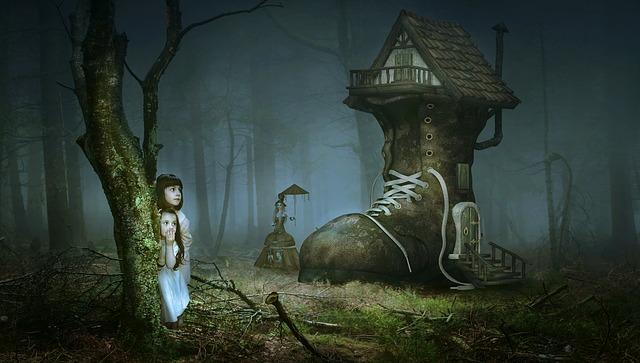 dům z boty