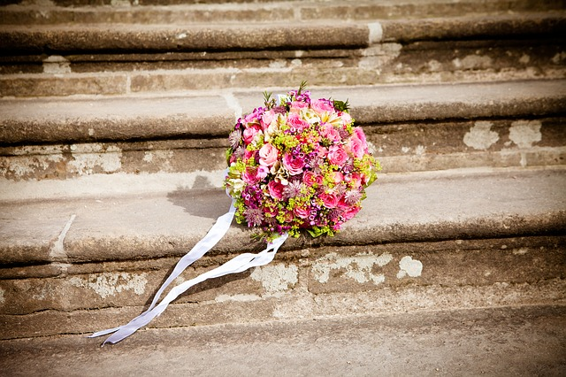 Jak uchovat svatební kytici?
