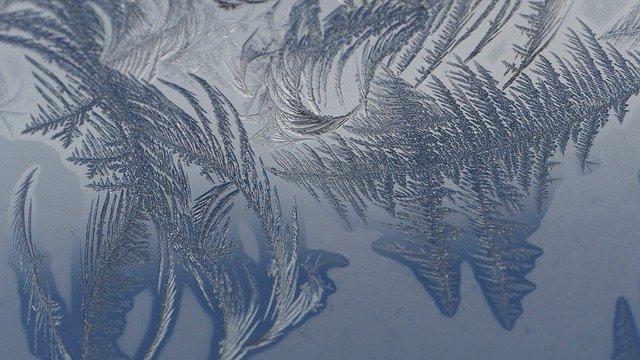obrázky z mrazu