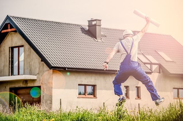 šťastný stavitel