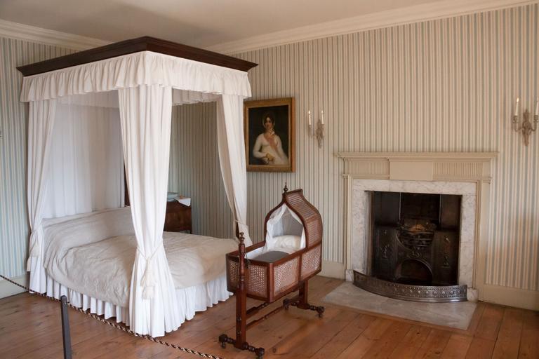 ložnice ve viktoriánském stylu