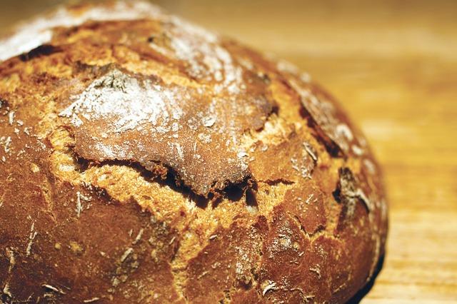 pečený chléb